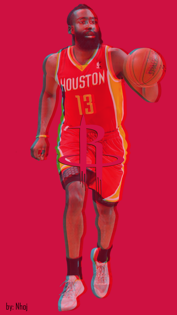 James harden phone wallpaper by nhojsasoy13 on deviantart - James harden iphone wallpaper ...