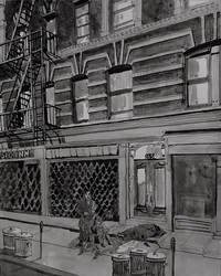 1955: Possibly 4th Street by emcorpus