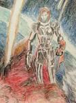 Mass Effect III Shepard by Shadowslabs