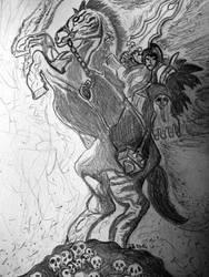 Darksiders Fan Art by Shadowslabs