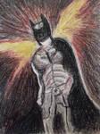 Batman from Dark Knight Rises movie