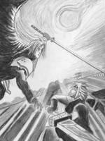 Final Fantasy VII Advent Children Fan Art by Shadowslabs