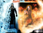 Sephiroth Ice and Fire