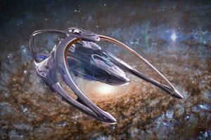 Andromeda  by OliverInk