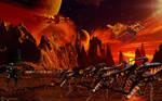 Bug Hunt At Outpost Nine