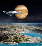 Ganymede Shore Leave