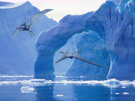 Antarctic Thaw by OliverInk