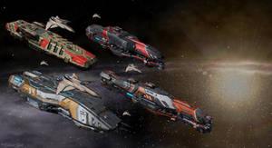 Oumuamua Returns by OliverInk