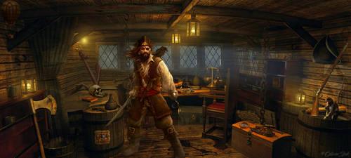 Hidden Things 6: Golden Age Of Piracy