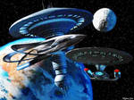A Funny Thing Happened On The Way To The Starbase