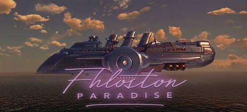 Fhloston Paradise by OliverInk