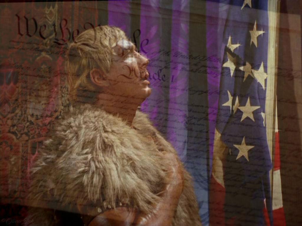 Pledge of Allegiance  by OliverInk
