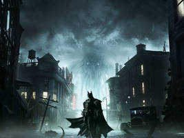 Dark Knight Of Arkham