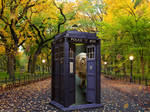 Doctor Tardigrade, That's Who! by OliverInk