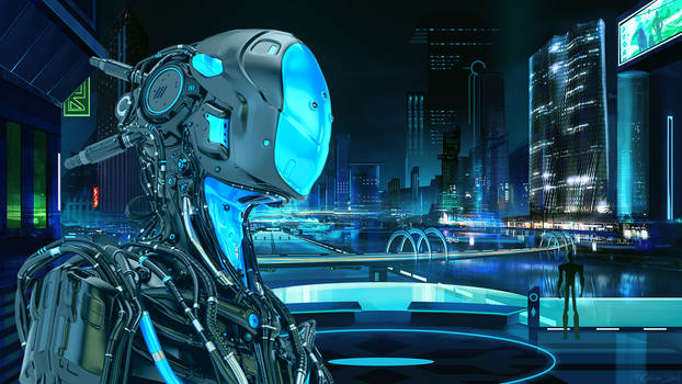 New Droid City