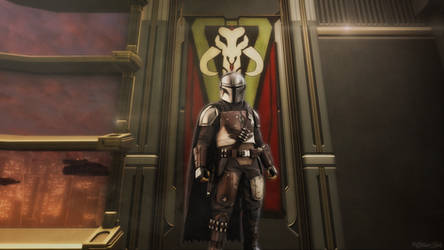 The Mandalorian: Great Hall