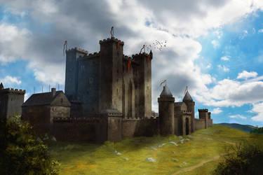 Friendly Arm Inn - Baldur's Gate by Winterkeep