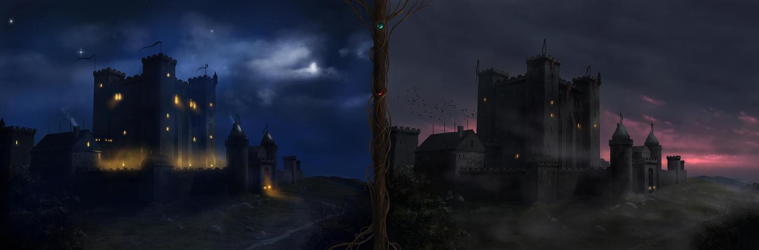 Friendly Arm Inn - Night and Dawn by Winterkeep