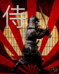 Samurai! by wormholocaust