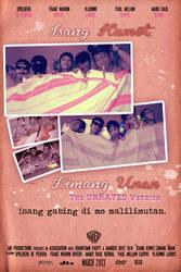 Isang Kumot, Limang Unan (1 Blanket, 5 Pillows) by wormholocaust