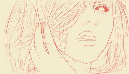 Chloe Grace Moretz by wormholocaust