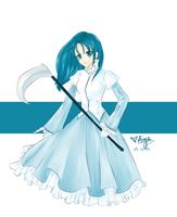 Sky Blue by Aiya-X