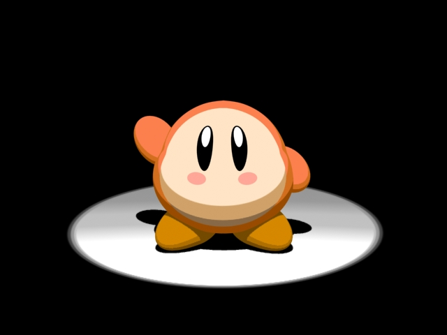 Waddle Dee By Sindayven On Deviantart