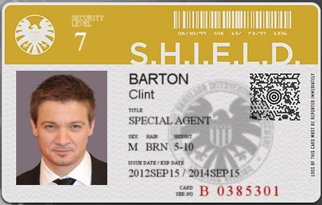 Security Level 7: Clint \'Hawkeye\' Barton by hornswaggler on DeviantArt