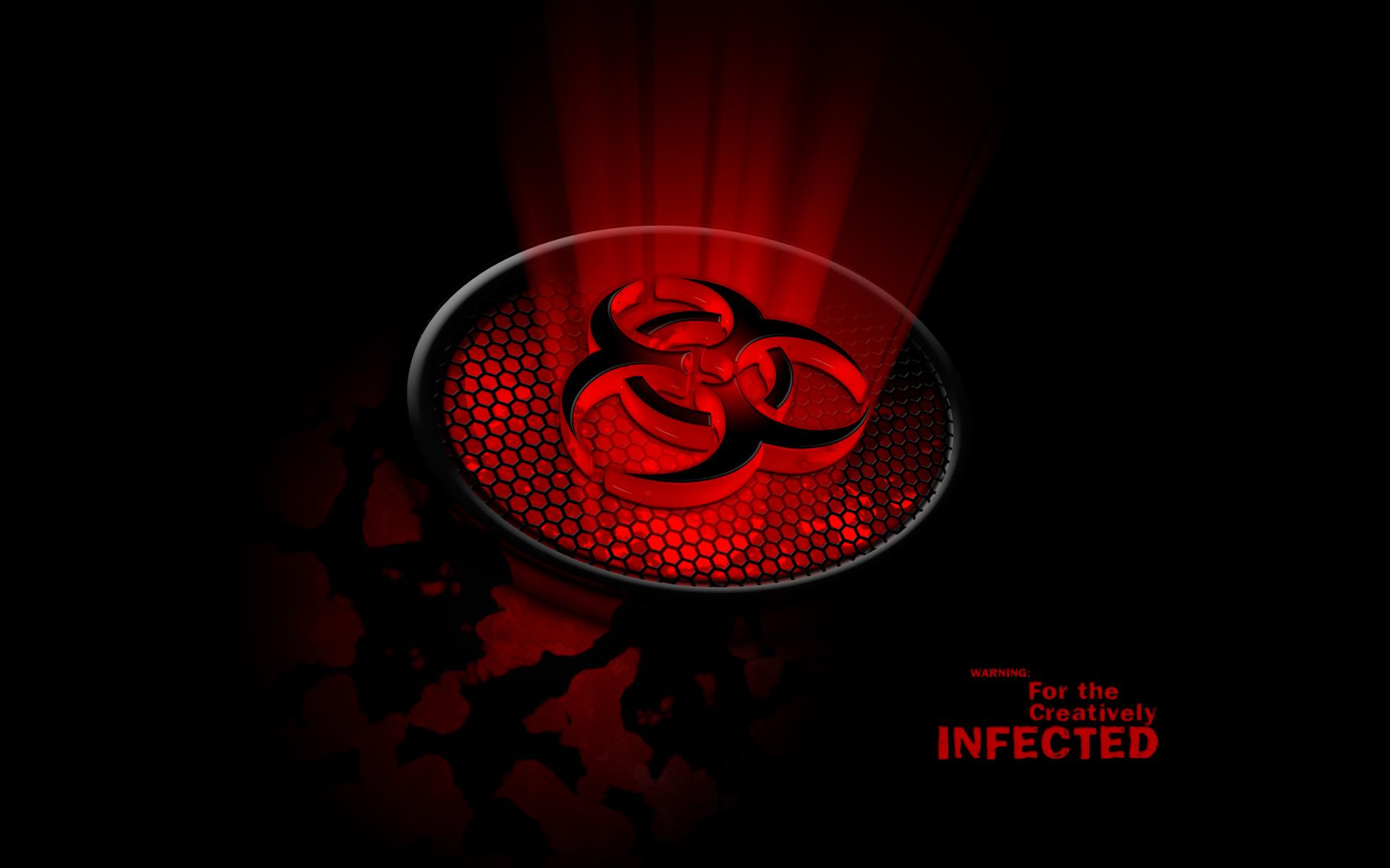 Biohazard Wallpaper by Ulisse1 on DeviantArt