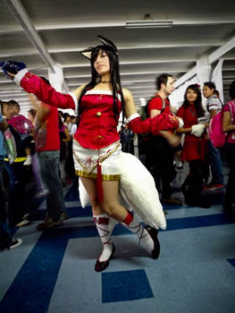 cosplay Ahri - League of Legends