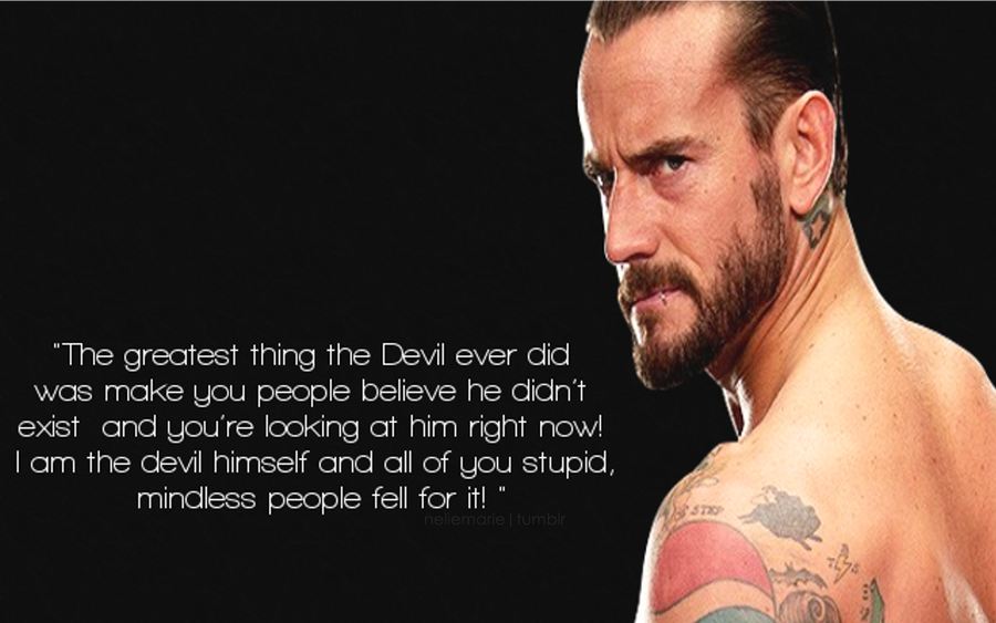 Cm punk snake promo quote by neliem on deviantart cm punk snake promo quote by neliem voltagebd Choice Image