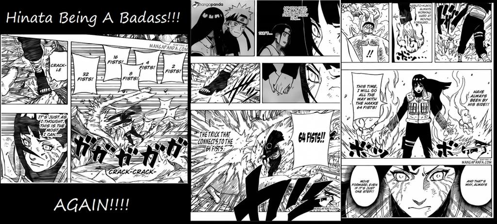 Hinata Being a Badass V.2 by XPvtCabooseX