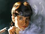 Bladerunner painting