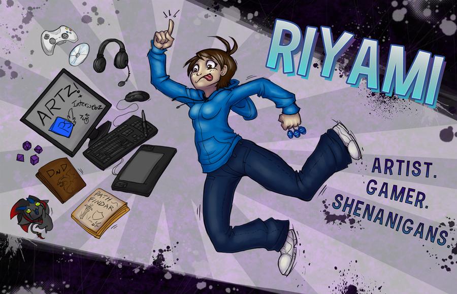 Riyami's Profile Picture