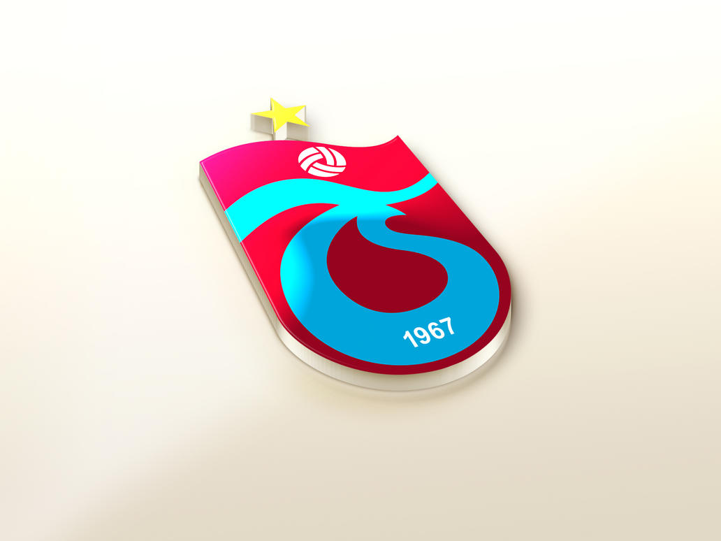 Logo 3d Trabzons...H Logo 3d