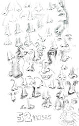 52 noses
