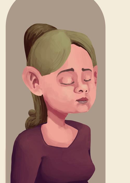 Hush by scribblepuff