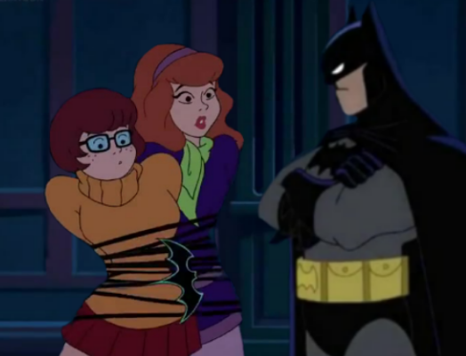 Blake up tied daphne velma dinkley and Haunts from