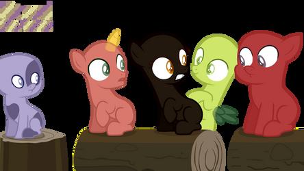 Pony base 15 by HitomiPonyBases