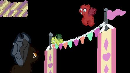 Pony base 16 by HitomiPonyBases