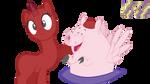 |It looks like something went wrong|Pony base 20 by HitomiPonyBases
