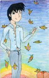 Fall Roy by MrsRizaMustang