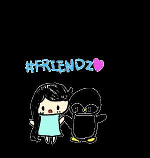 FRIENDZ by Yuri-PENGUIN
