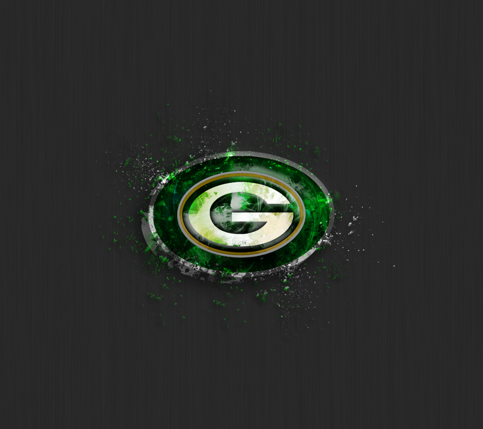 green bay packers logo wallpaper