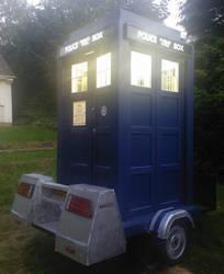 TARDIS trailer