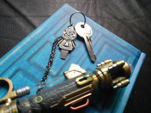 My wife's TARDIS key