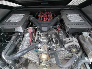 Legendary DMC-12 Twin Turbo