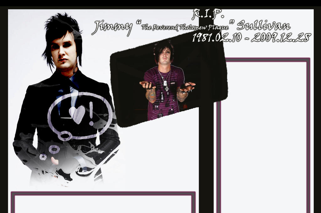 R.I.P. The Rev -Gaia Layout- by pantacle
