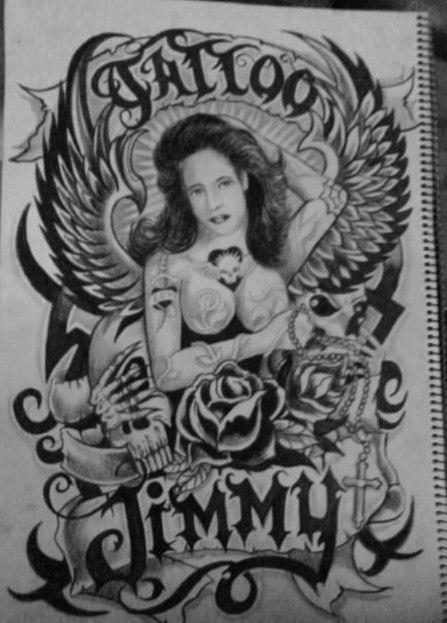 Jimmy Tattoo By Inkwork27 On Deviantart