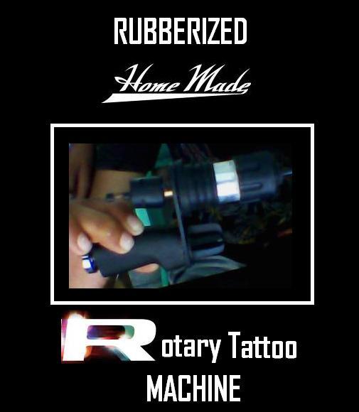 Home made rotary tattoo machine by inkwork27 on deviantart for How to make a home made tattoo machine